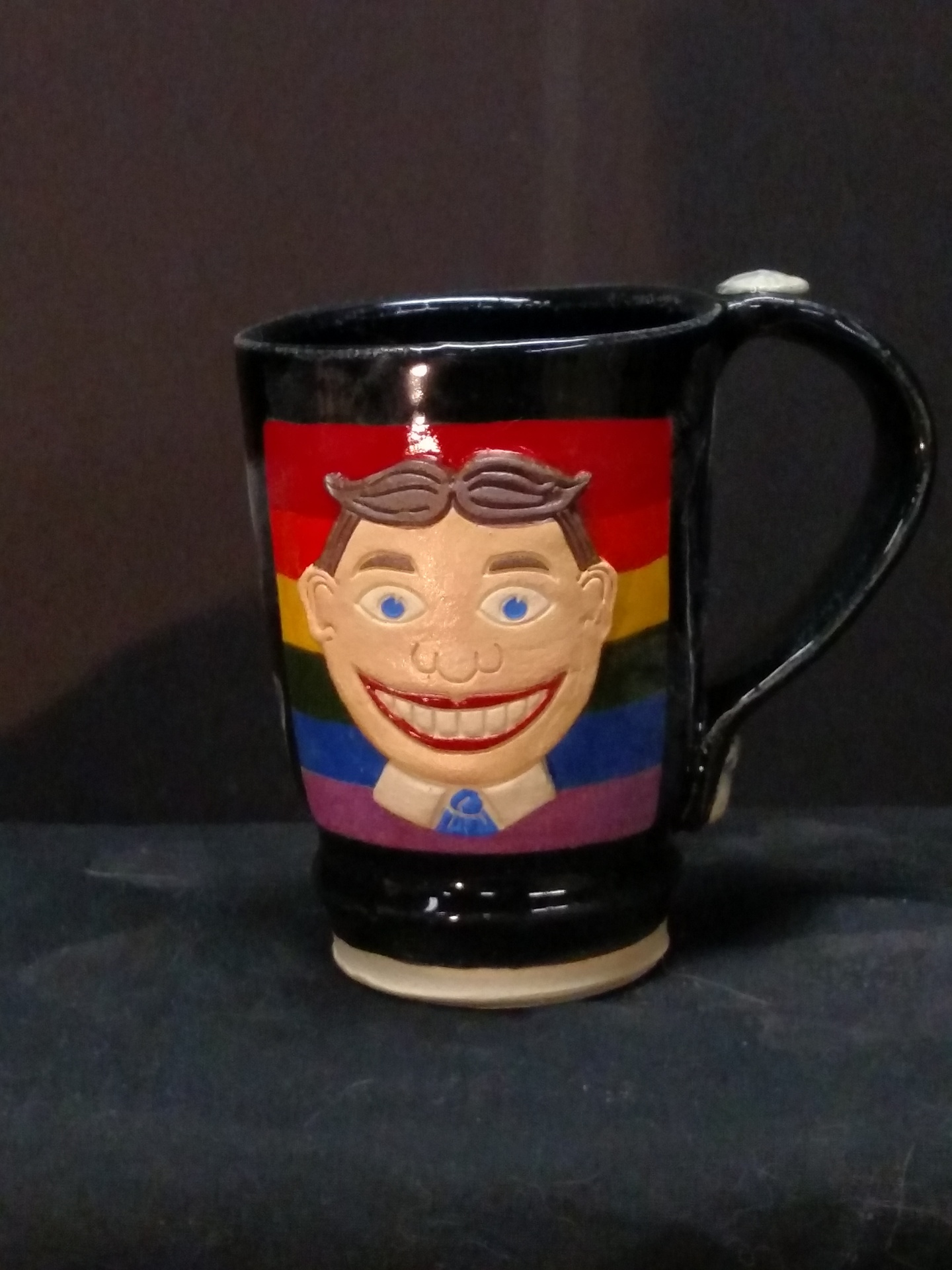 Stoneware Mug - Tillie