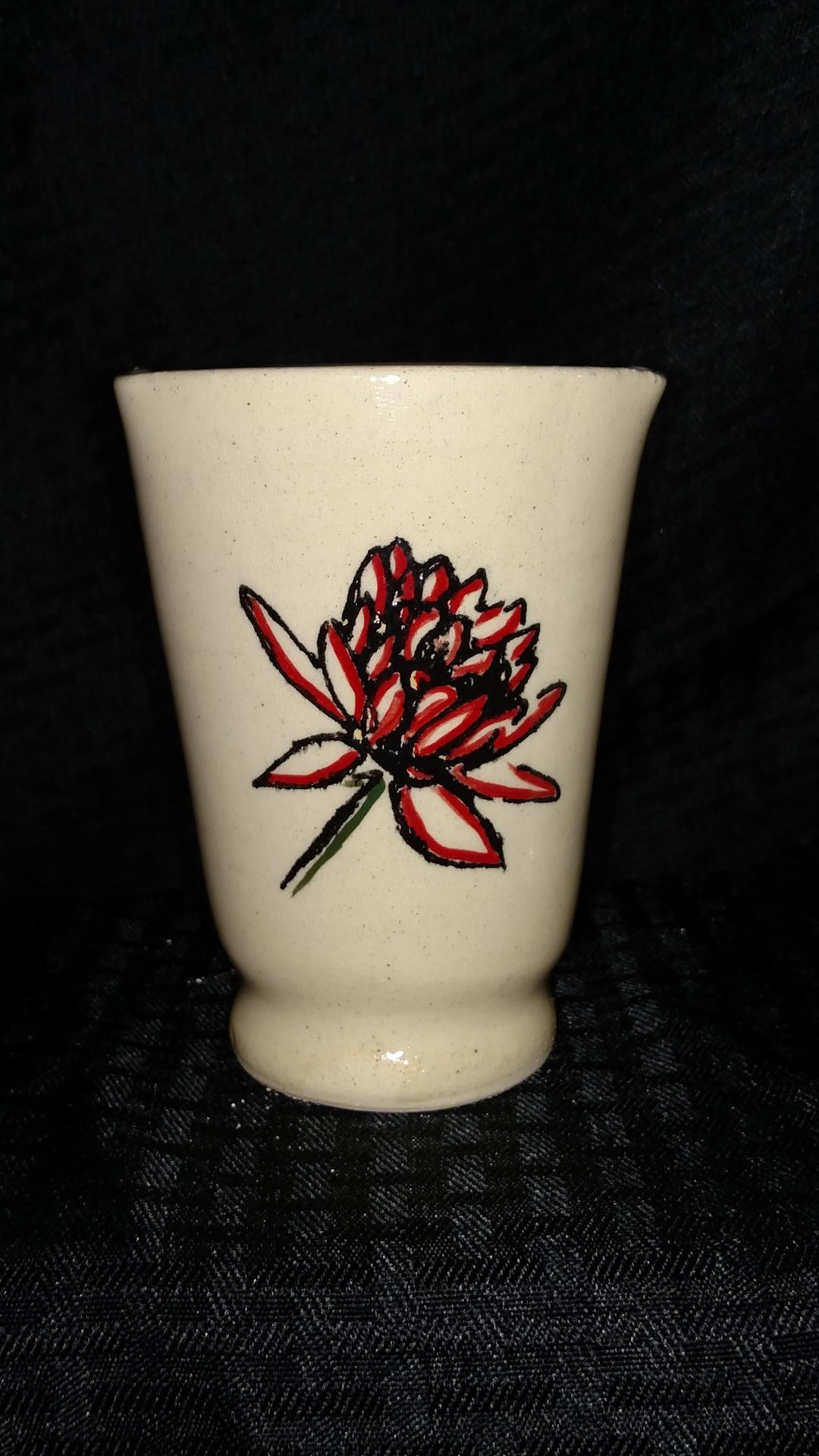 Vase - Lotus flower