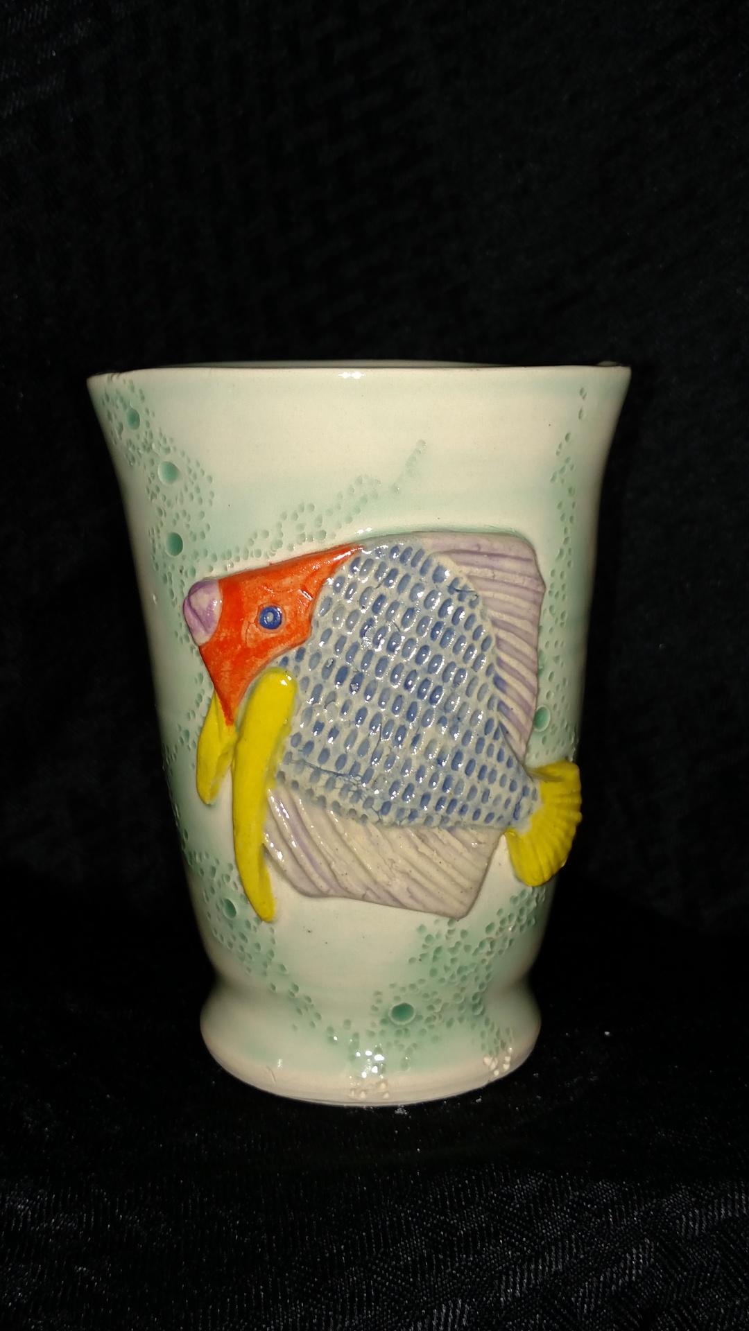 Vase - Fish