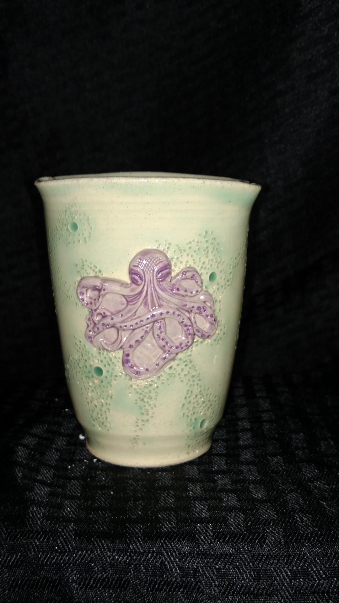Vase - Octopus